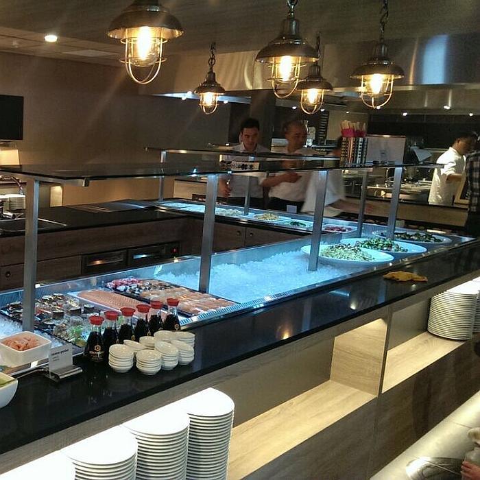 PALUX Maatwerk Buffet Europees & Aziatisch Restaurant Wapen van Rosmalen