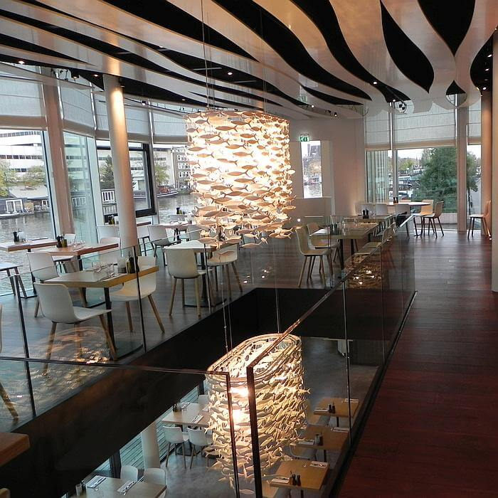 Café-Restaurant Riva Amsterdam