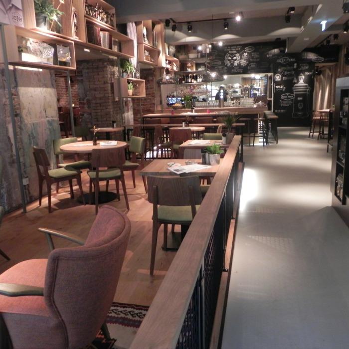 Restaurant Jozef eten & drinken