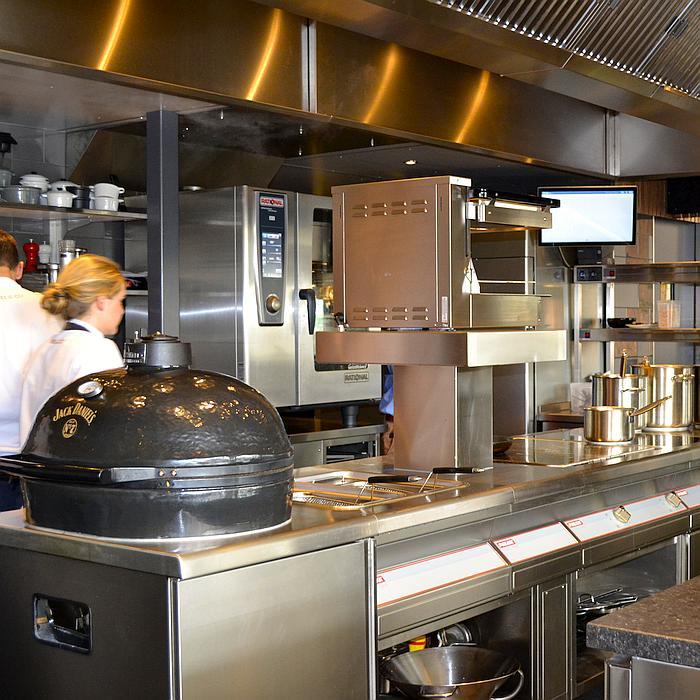 PALUX TopLine Twin-Go Keuken Restaurant Dries en Co Elst