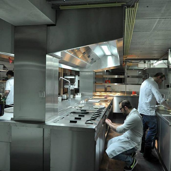 PALUX TopLine Keuken Restaurant-Lounge Garnwerd aan Zee Garnwerd
