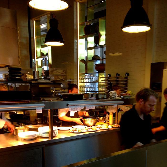 Keukenuitgifte Café restaurant De Plantage Amsterdam