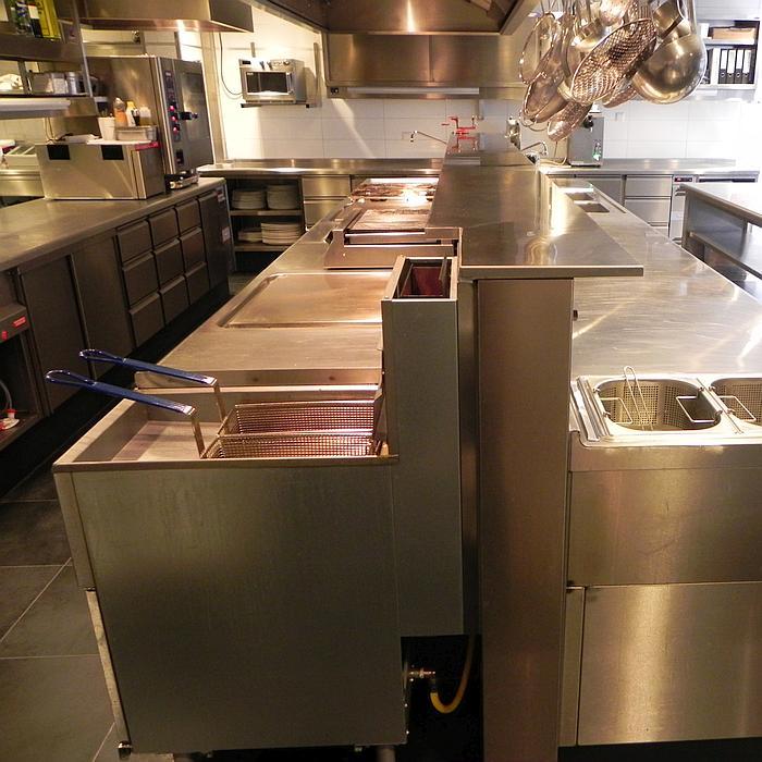 Kookeiland Keuken Uitspanning De Fazanterie Ulvenhout 700x700