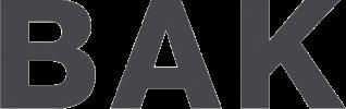 Logo Bak Restaurant Amsterdam