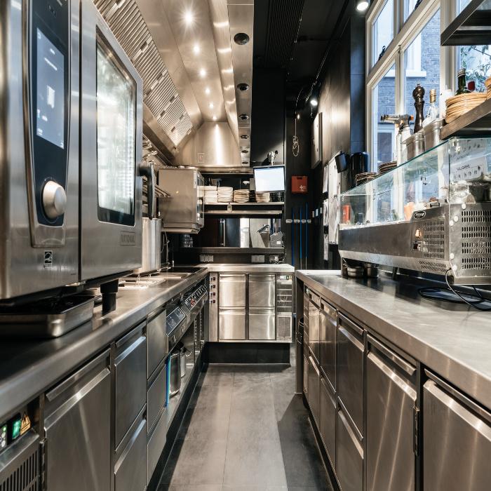 Keuken Walter Benedict