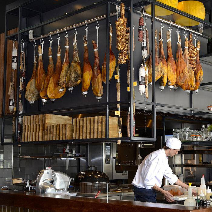 PALUX TopLine Twin-Go Open Keuken Restaurant Dries en Co Elst