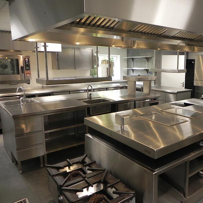 Overzicht PALUX Maître Keuken Restaurant De Jonge Dikkert Amstelveen