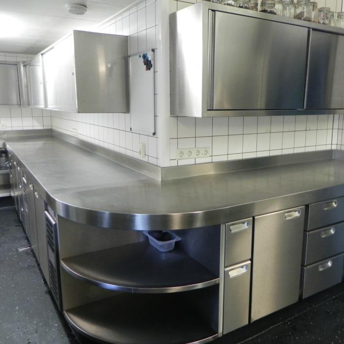 PALUX Maatwerk keuken De Groene Lantaarn Zuidwolde