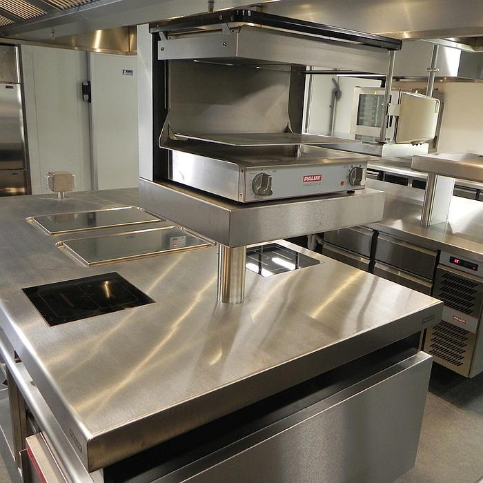 PALUX Maître Keuken Restaurant De Jonge Dikkert Amstelveen 700x700