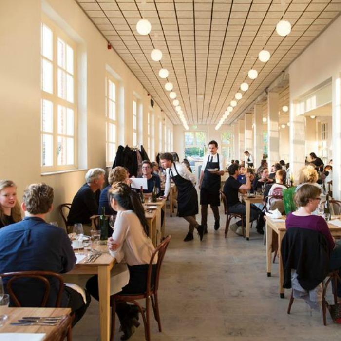 Palux Topline Restaurant Scheepskameel Amsterdam