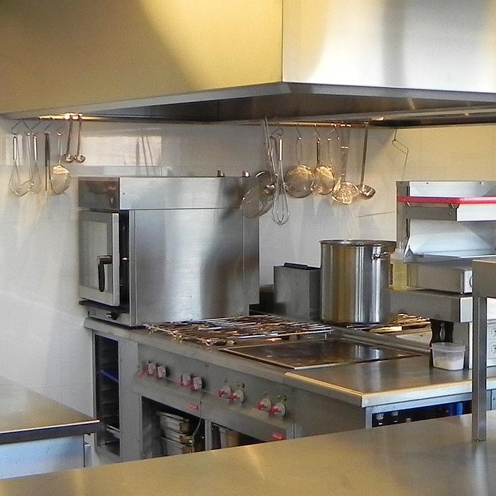 Uitgifte HMB Restaurant Rotterdam Restaurantzijde