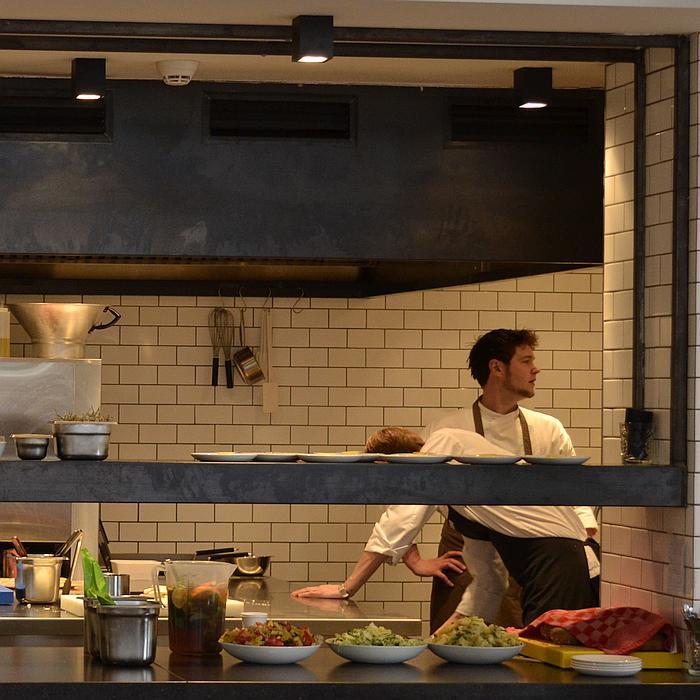 PALUX TopLine Uitgifte Hotel-Restaurant Morgan & Mees Amsterdam