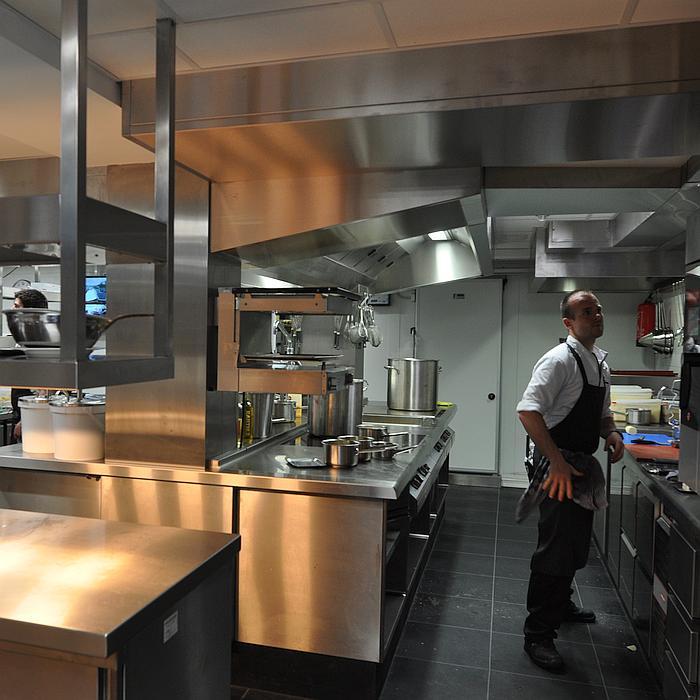 PALUX TopLine Uitgifte Restaurant-Lounge Garnwerd aan Zee Garnwerd